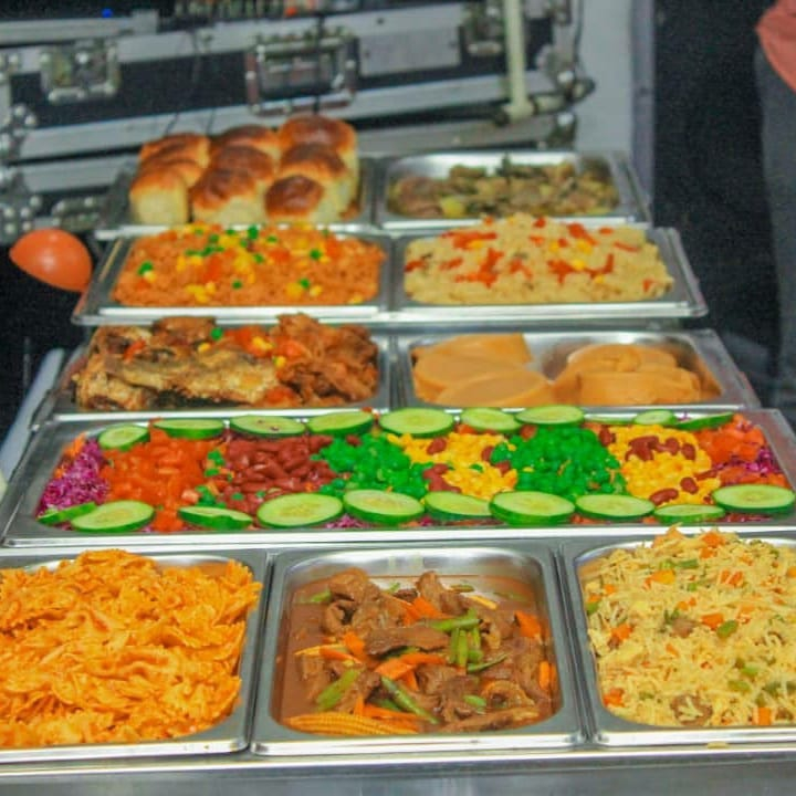 sumptuous meals on display by myndidia foods
